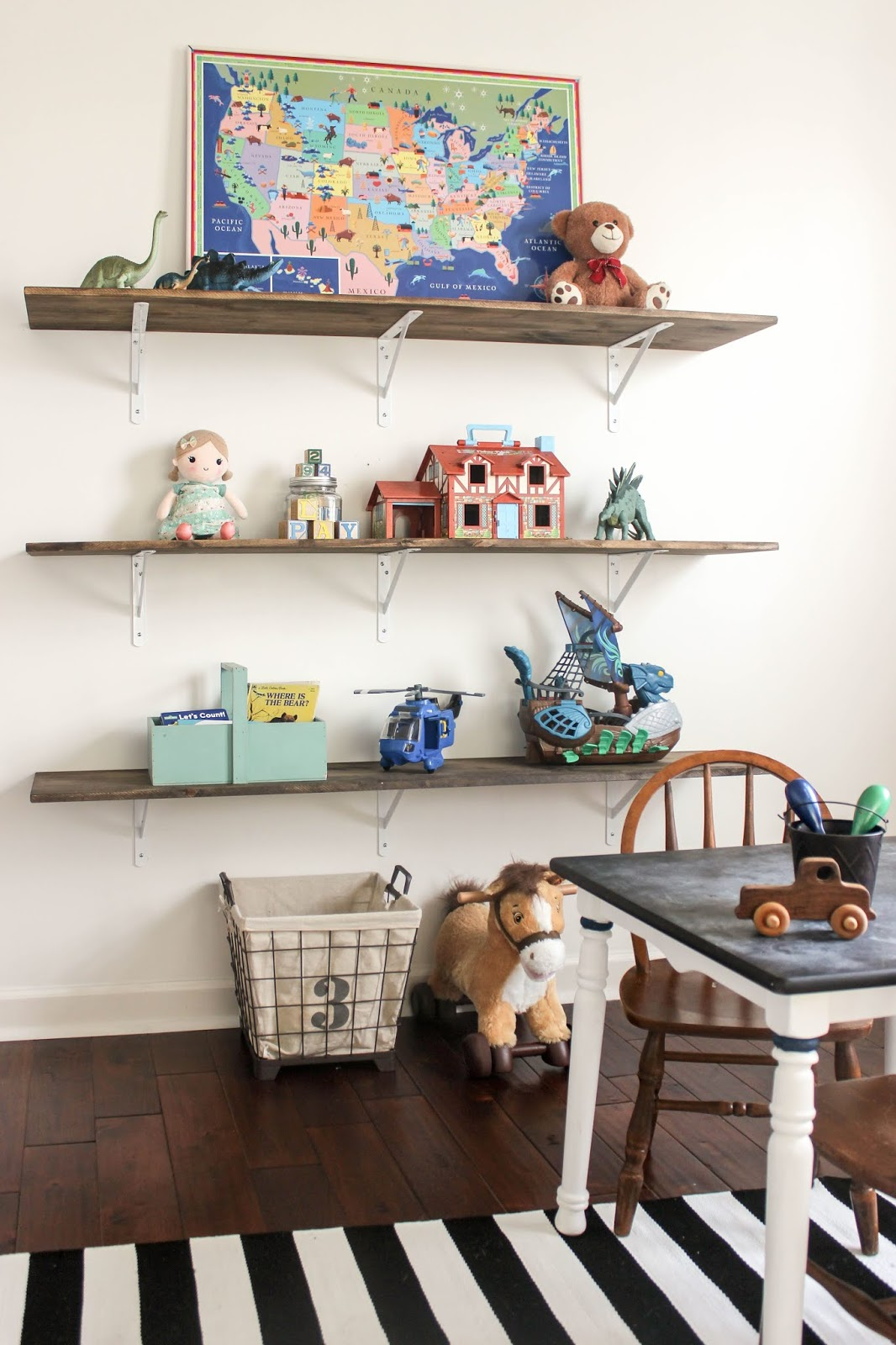 diy toy room storage