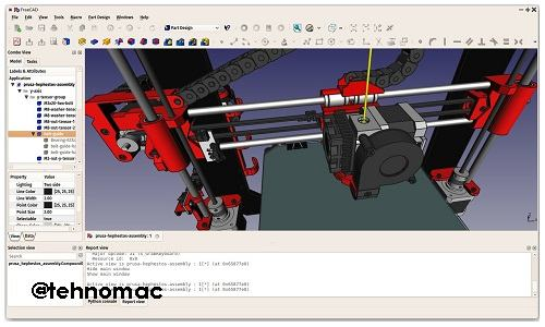 download software FreeCAD