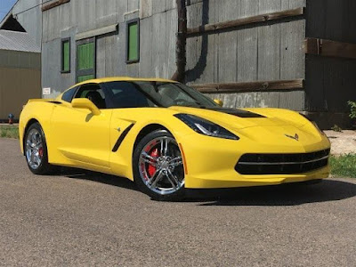2016 Chevrolet Corvette at Purifoy Chevrolet in Fort Lupton Colorado