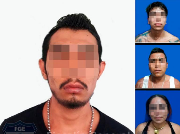 Detienen a cuatro integrantes del CJNG en Morelos
