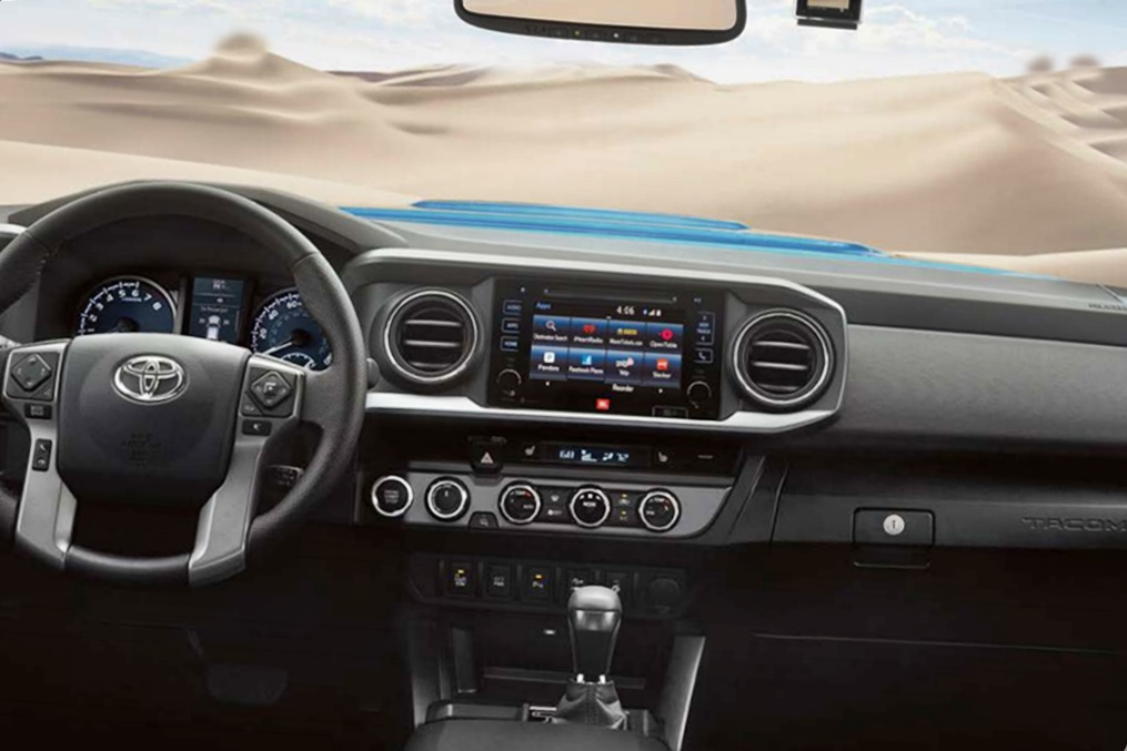 2018 Tacoma Redesign >> 2018 Toyota Tacoma Redesign, Release Date And Price | Auto Toyota Review