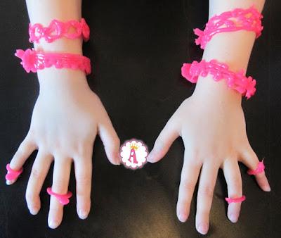 Украшения для девочек своими руками с помощью набора дизайнера MGA Gel-a-Peel