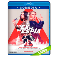 Mi ex es un espía (2018) BRRip 1080p Audio Dual Latino-Ingles