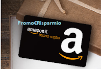 Logo Vodafone ''Ricarica&Gioca'' : vinci 101 buoni Amazon ogni giorno