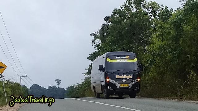 Travel Samarinda Sangatta
