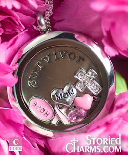 Create a Living Locket today at StoriedCharms.com