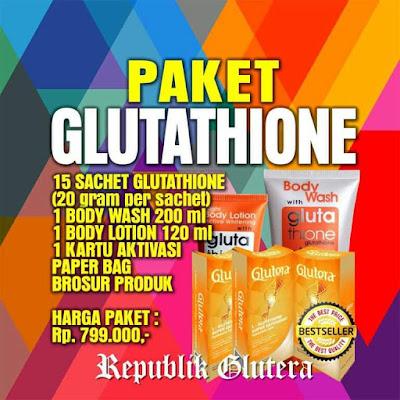 Paket Glutathione