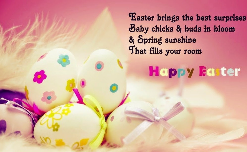 Top 100 Warm Happy Easter 2017 Wishes Messages – Easter Card Sayings
