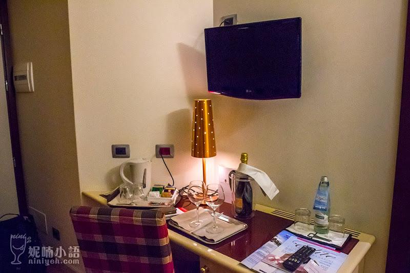 【義大利蒂拉諾住宿推薦】Hotel Centale Tirano 森特里爾飯店。平價便捷近火車站