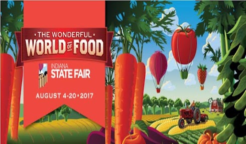 Celebrate The Wonderful World Of Food At The Indiana State Fair