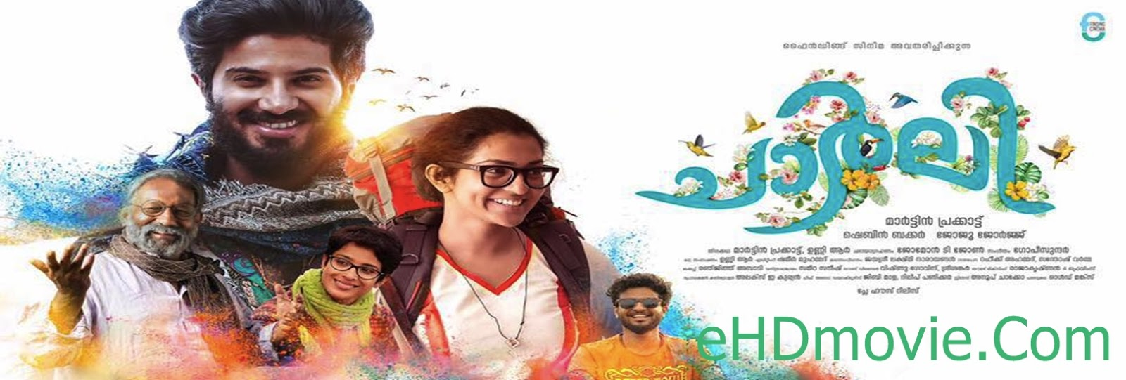 Charlie 2015 Full Movie Malayalam 720p HEVC ORG BRRip 700MB BSubs Free Download