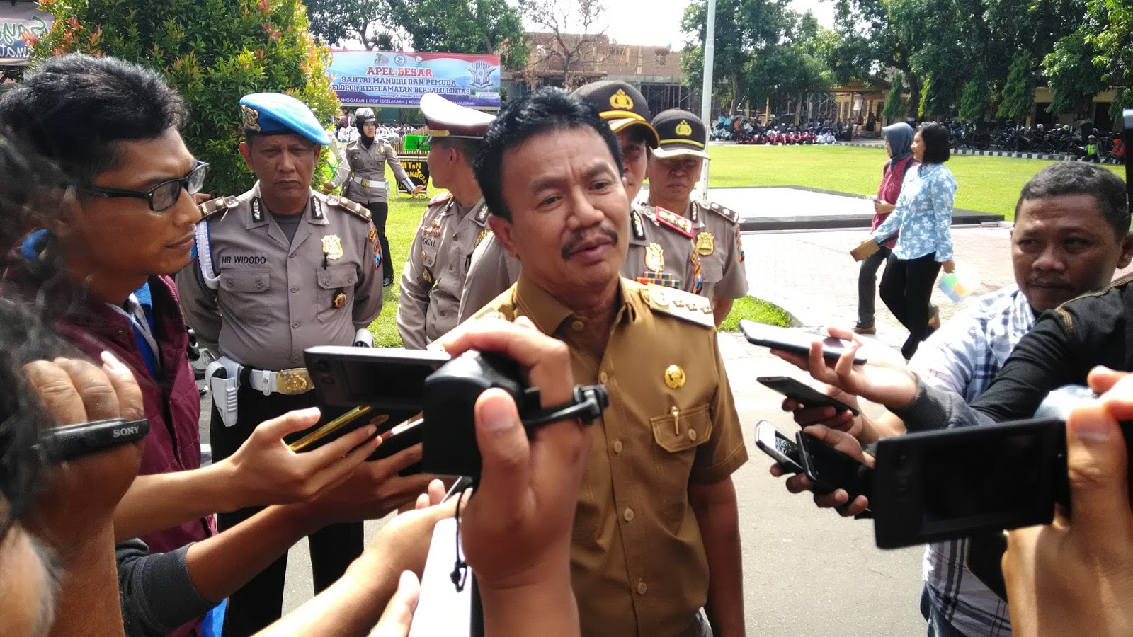 Pasca OTT KPK, Sekda Jombang Masih Belum Ngantor