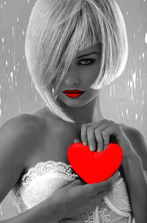sensual lady, loving women wallpaper, heart images