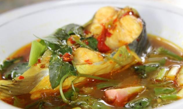 Resep Masakan Ikan Patin Pindang Khas Palembang