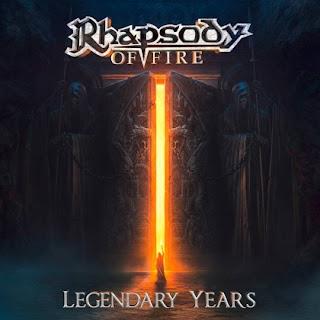 """Επανεκτελεσμένο το τραγούδι των Rhapsody of Fire """"Knightrider Of Doom"""" από την συλλογή """"Legendary Years"""""""