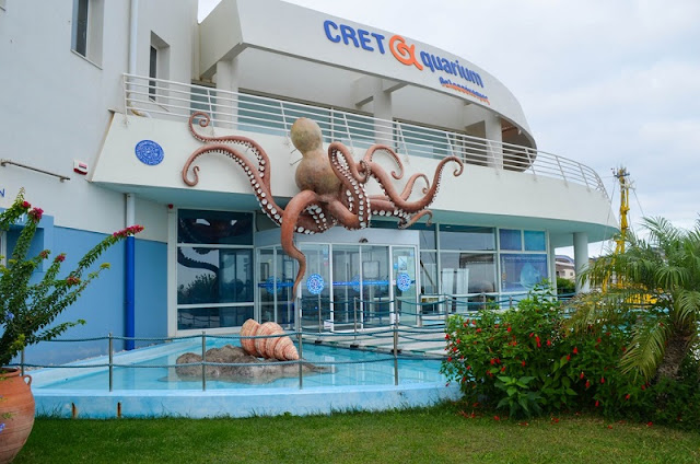 Cretaquarium, Creta
