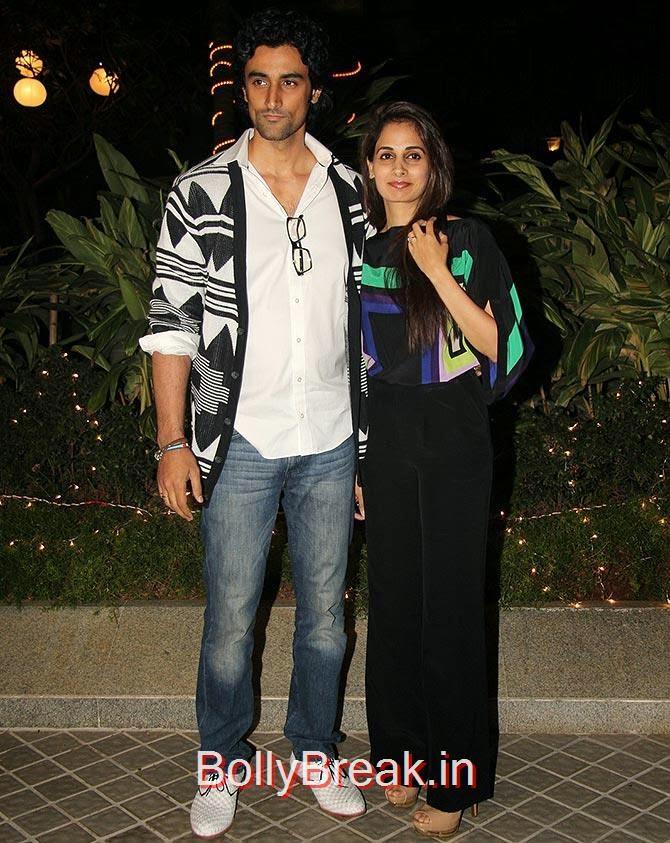 Kunal Kapoor and Naina Bachchan, Bollywood Celebrities At Farah Khan's GRAND 50th Birthday Party