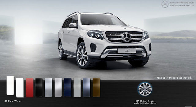 Mercedes GLS 400 4MATIC 2018