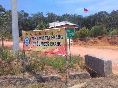 Lokasi Desa Wisata Ekang Bintan