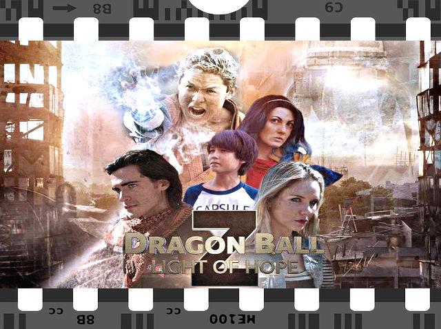 Dragon Ball Z - Light of hope - Film Complet en VO