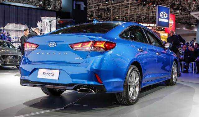 2018 Hyundai Sonata Preview