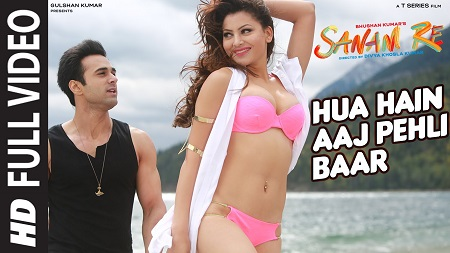 Hua Hain Aaj Pehli Baar SANAM RE New Bollywood Video Songs 2016 Pulkit Samrat and Urvashi Rautela