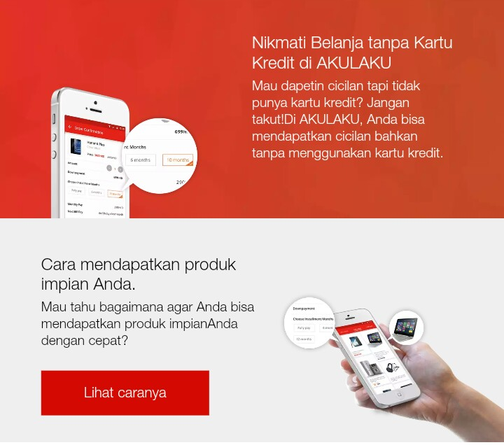 Trik Gres Kredit Tanpa Kartu Kredit Memakai Aplikasi Akulaku