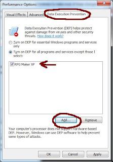 Data Execution Prevention (DEP)