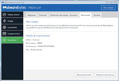 تفعيل برنامج الحماية  Malwarebytes anti-virus 3.0.6.1469 patch + Serial