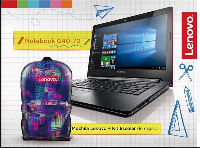 Actívate y regresa a clases con Lenovo