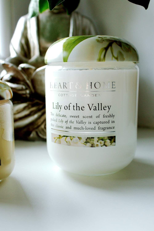 Zapach miesiąca | Heart and Home - Konwalie czy Babeczki karmelowe
