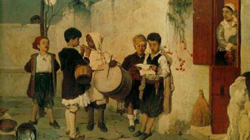 Τα κάλαντα του Λαζάρου στην Κέρκυρα και το έθιμο με τις «κολομπίνες»