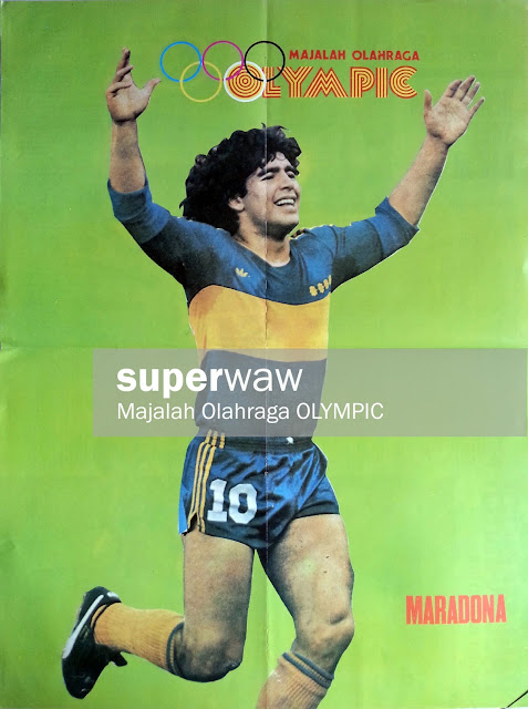 Diego Maradona Boca Juniors 1981