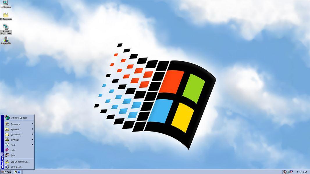 historia de microsoft windows 95