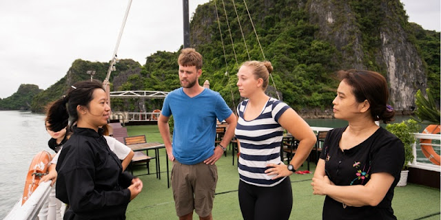 Best Experience For Cruise Halong Bay 2 Days 1 Night 4