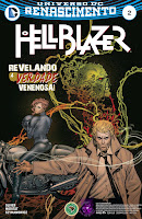 DC Renascimento: Hellblazer #2
