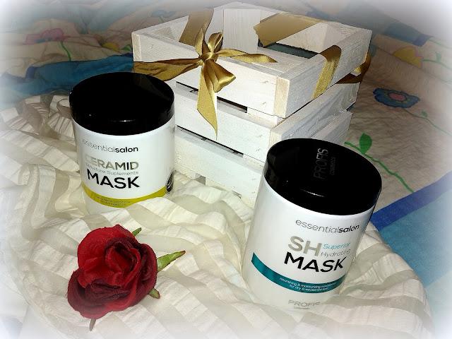 PROFIS Cosmetics- profesjonalne maski do włosów  w bardzo korzystnej cenie ;)
