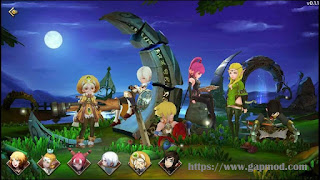 Download Dragon Nest M CBT Android