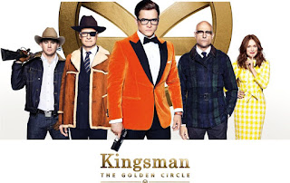 Kingsman The Golden Circle Banner