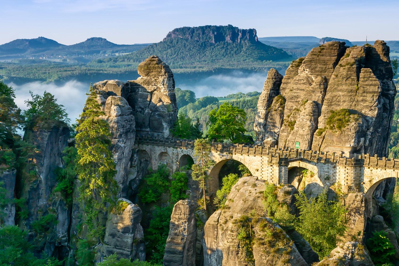 Saxon Switzerland National Park, Germany