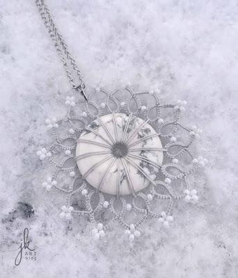 Śnieg, mróz czyli zima w pełni :-)