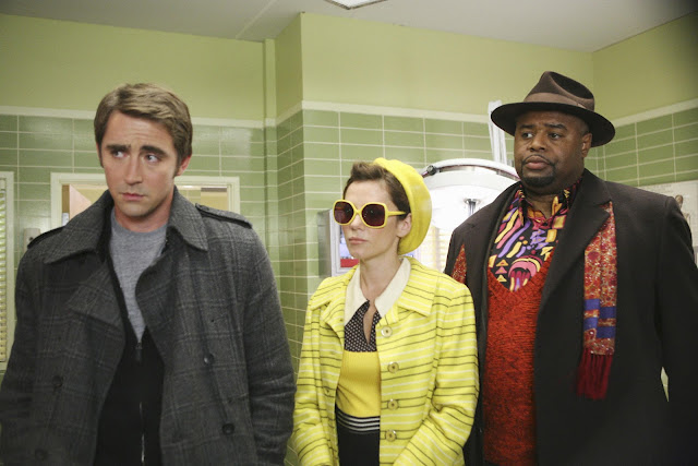 'Pushing Daisies,' Season Two - Believe in a Little Make-Believe Magic. A review of the 2008 ABC show with Lee Pace. Text © Rissi JC