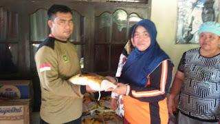 Tim Kepanduan PKS Turut Sigap Me-recovery Korban Banjir Kota Bitung