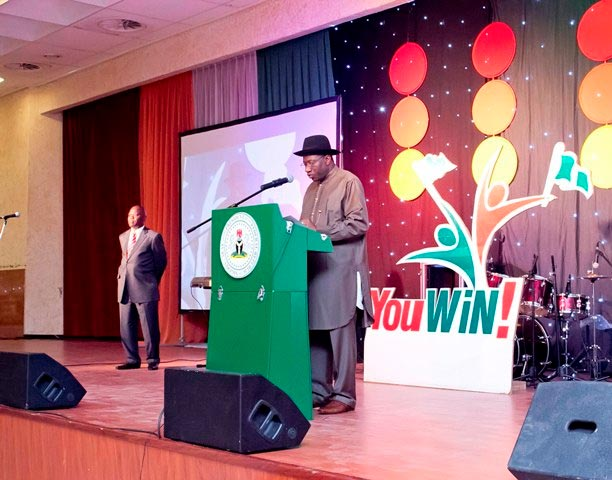 Bring back GEJ's YouWin - Nigerian youths demand president Buhari