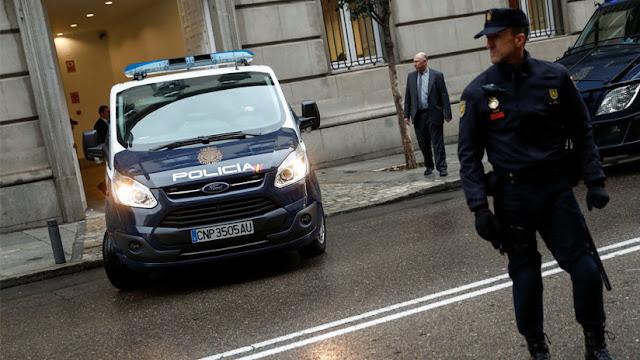 Detienen a tres hombres acusados de una nueva violación grupal en España