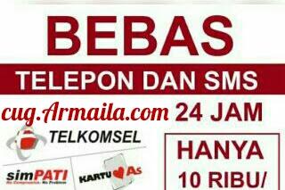 Member Reseller Telkomsel CUG Armaila