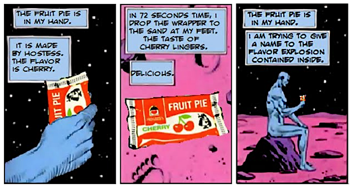 Fake 'Watchmen' Hostess page