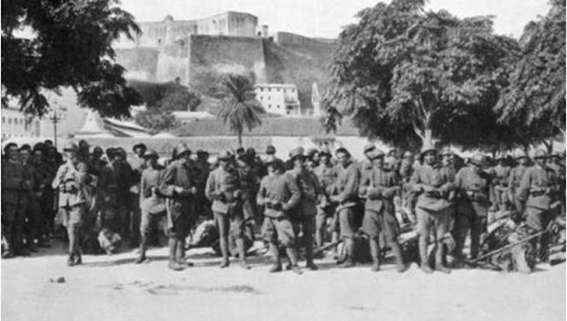 Θεσπρωτία: Η απόβαση των κερκυραϊκού «Λόχου του Θανάτου» στις ακτές της Θεσπρωτίας