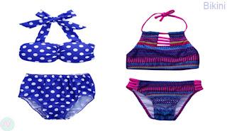 Bikini, Bikini clothes