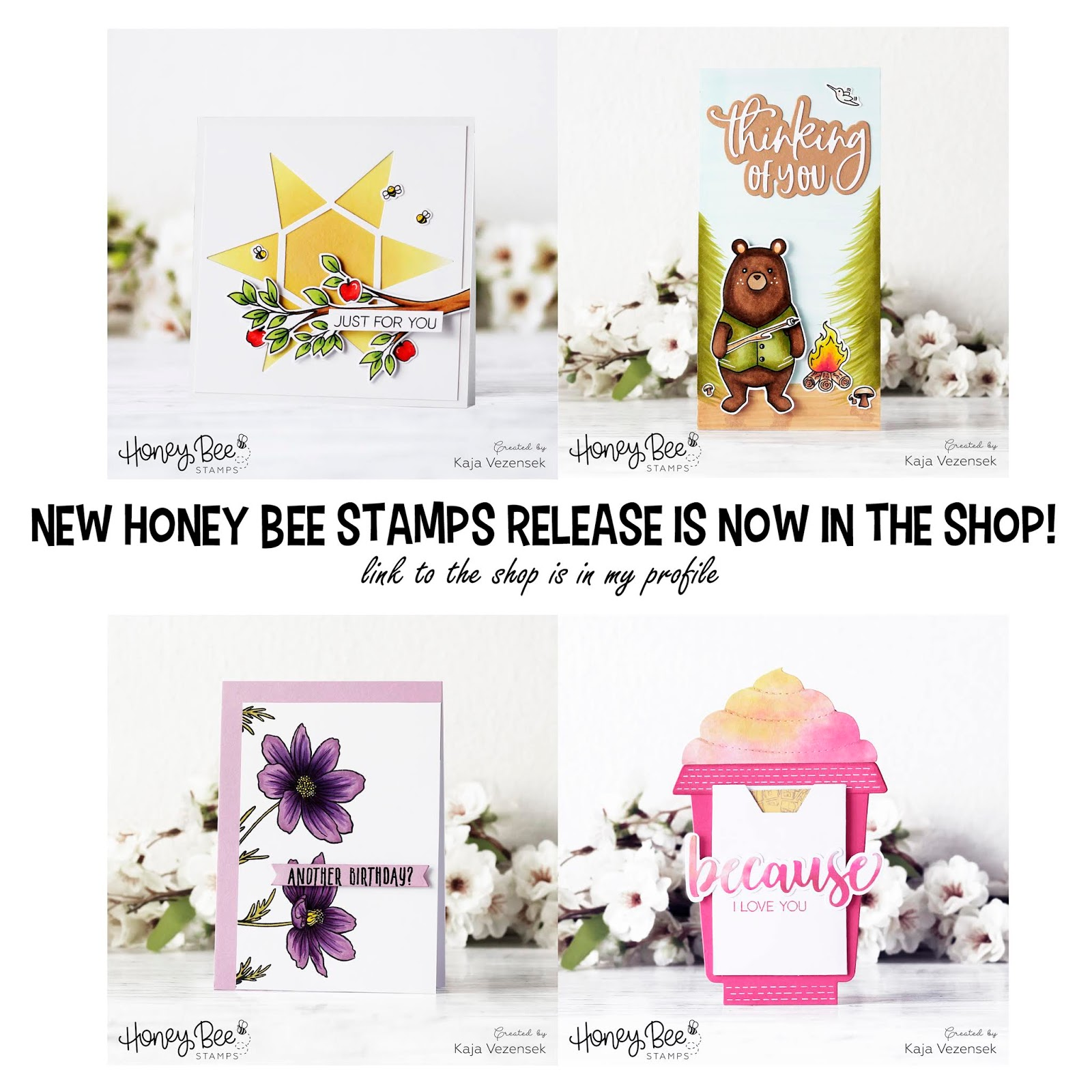 New release | HONEY BEE